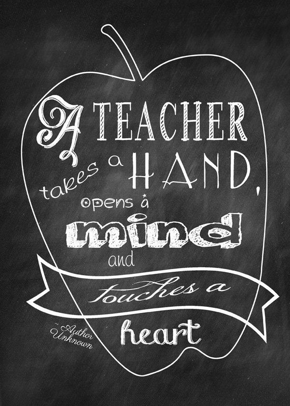 quotes about school teachers quotes