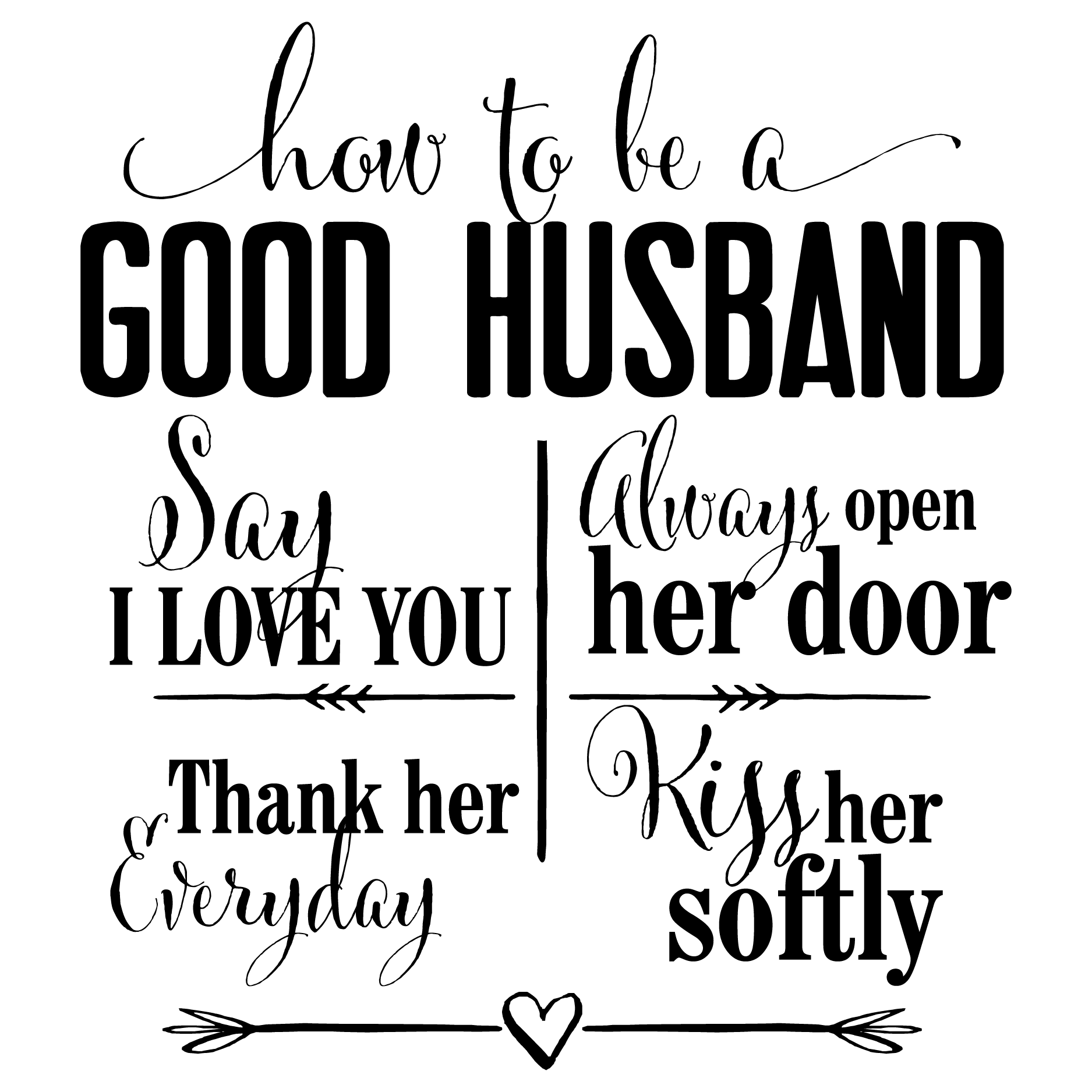 Quotes About Good Husbands 77 Quotes