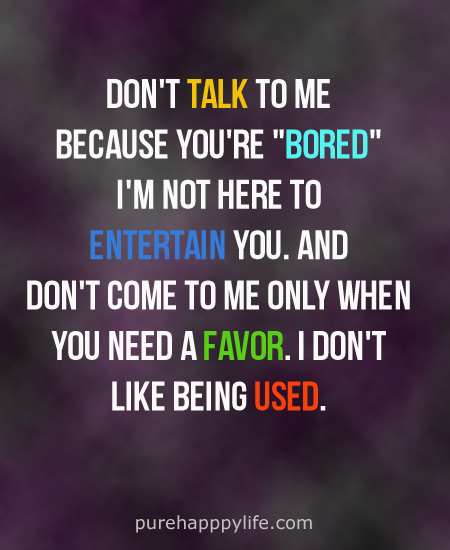 Quotes About Dont Talk To Me 137 Quotes
