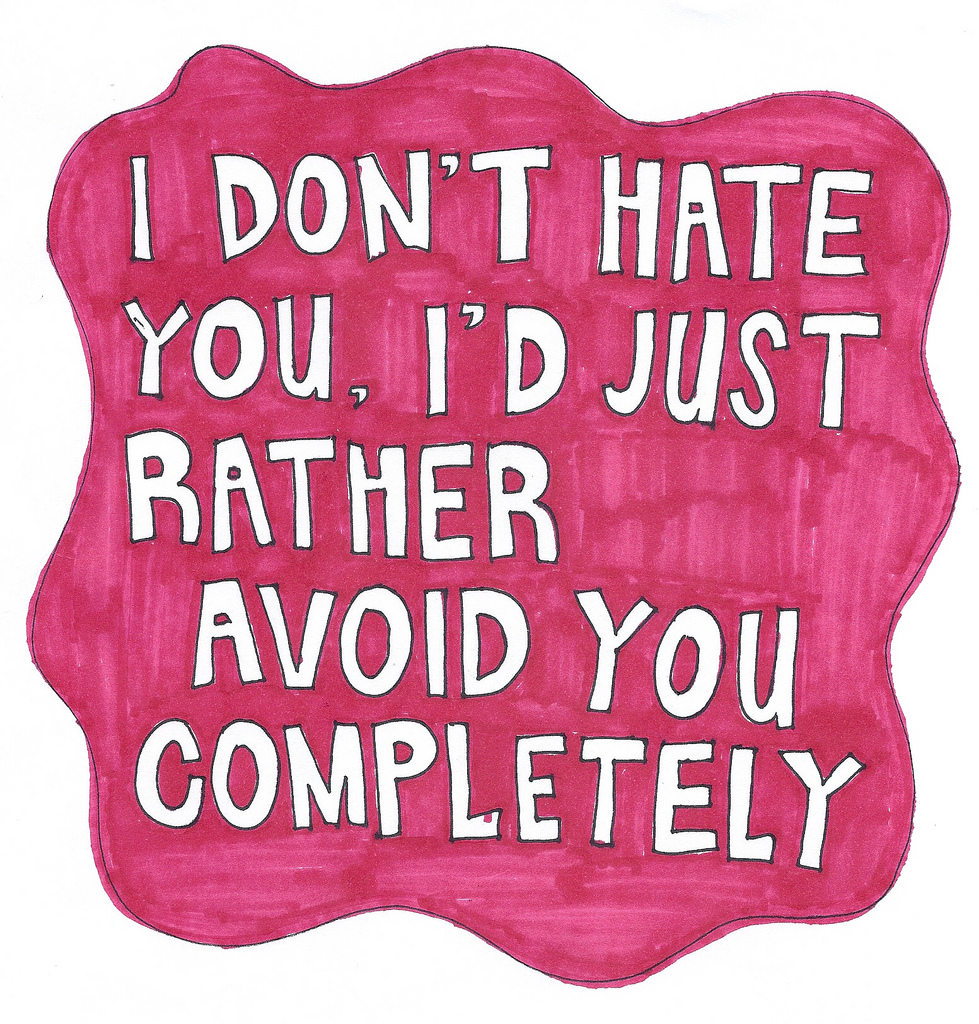 Quotes About Hating Boyfriend 12 Quotes