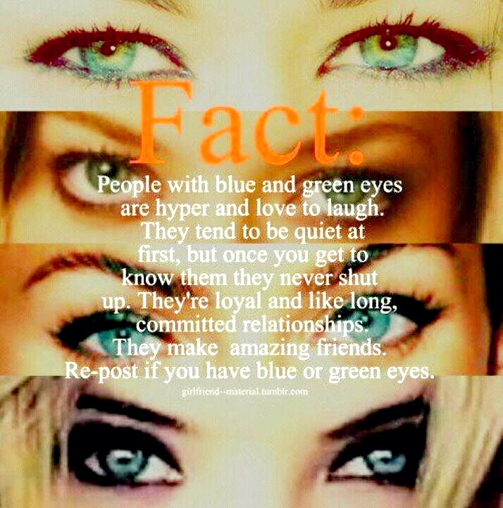 Quotes about Blue and green eyes (18 quotes)
