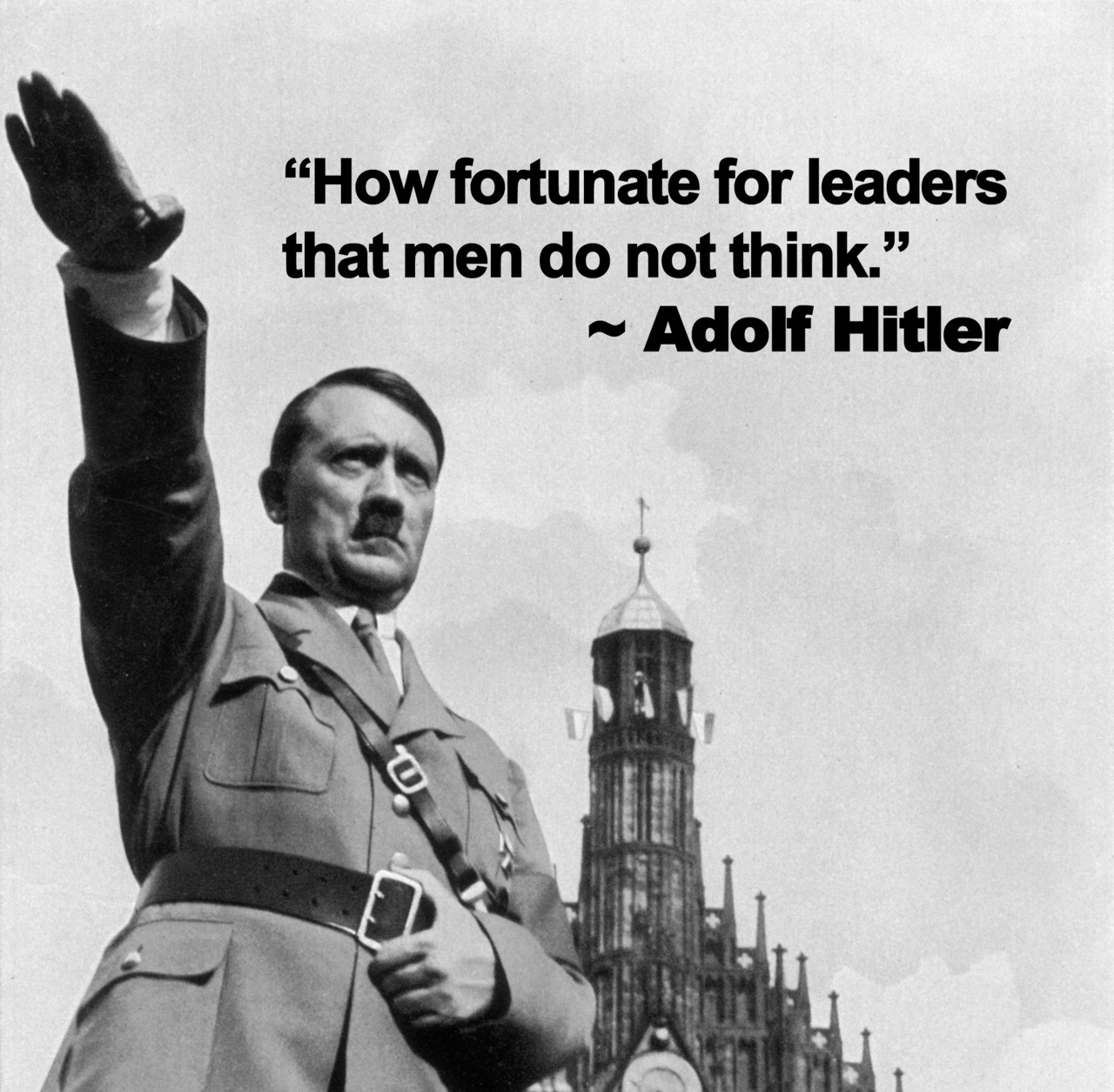 Image result for adolf hitler government quotes