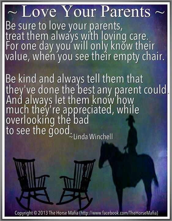 Quotes About Appreciating Our Parents 20 Quotes
