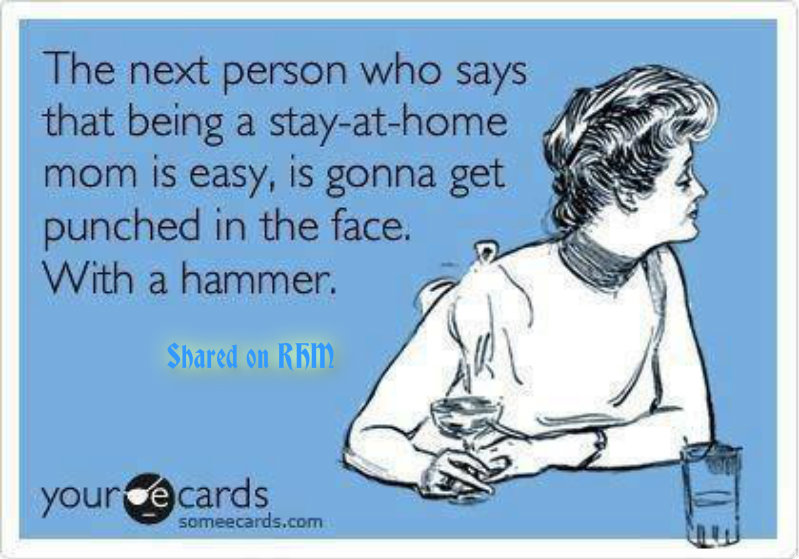 Pictures of stay at home mom quotes.