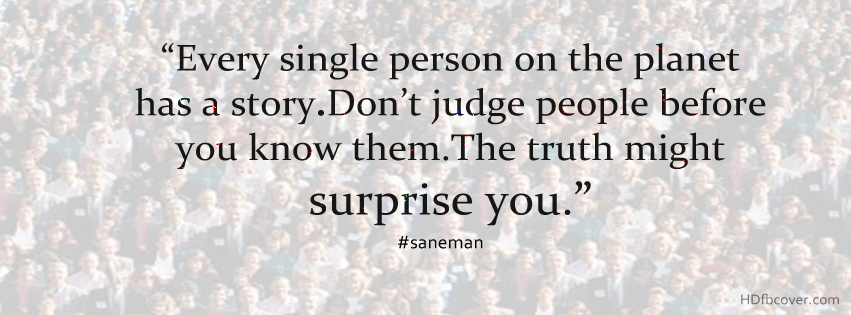 Quotes About Judging Other People 40 Quotes