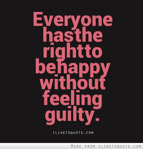 feeling guilty essay Yes, of course, guilt is a natural feeling that many people feel when leaving an employer but, assuming you manage your departure gracefully, you absolutely shouldn't feel guilty, and here's why.