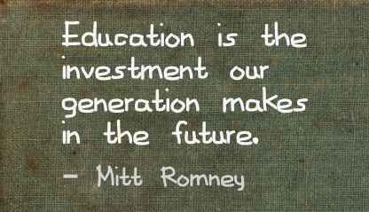 quotes about future of education quotes