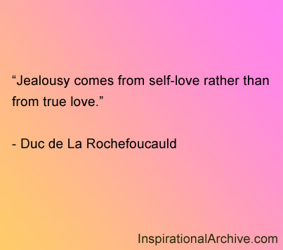 quotes about love and jealousy quotes