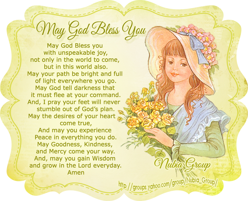 Quotes About God Bless You 95 Quotes