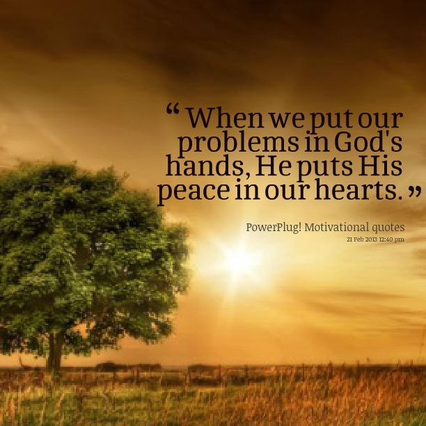 Quotes About God Of Peace 250 Quotes