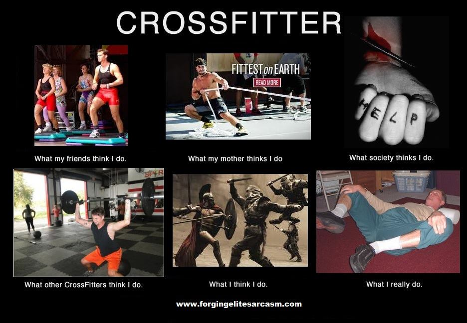 Quotes About Crossfit 56 Quotes