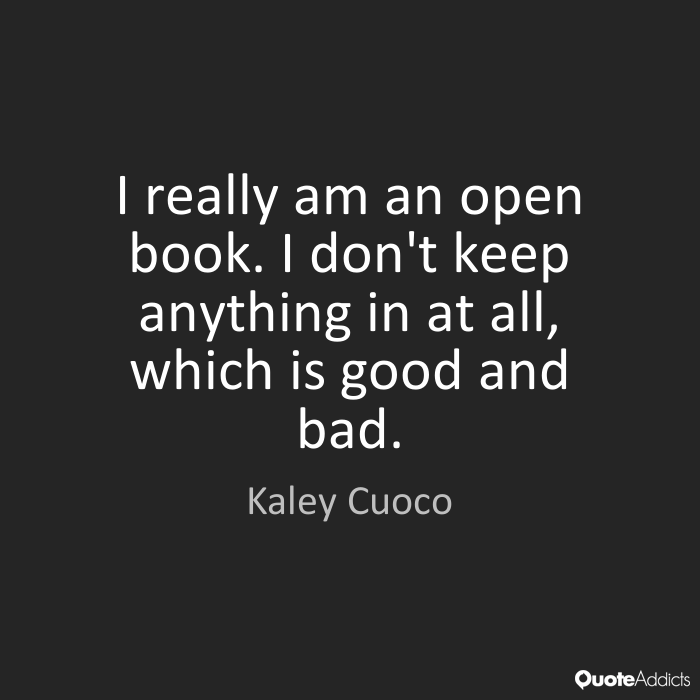 Quotes about Open Book (141 quotes)