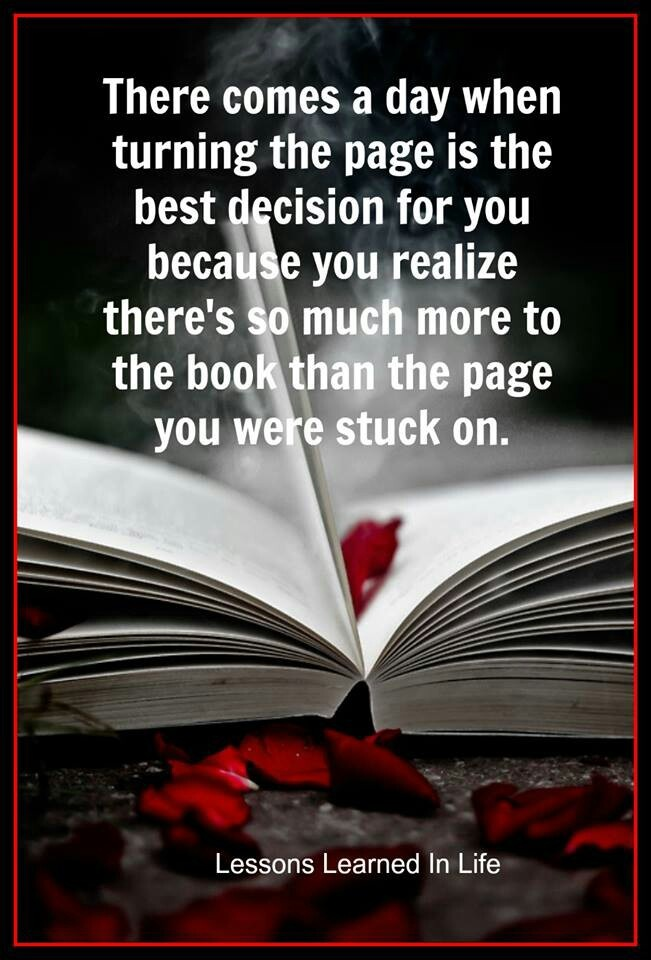 Quotes about Turning a page (71 quotes)