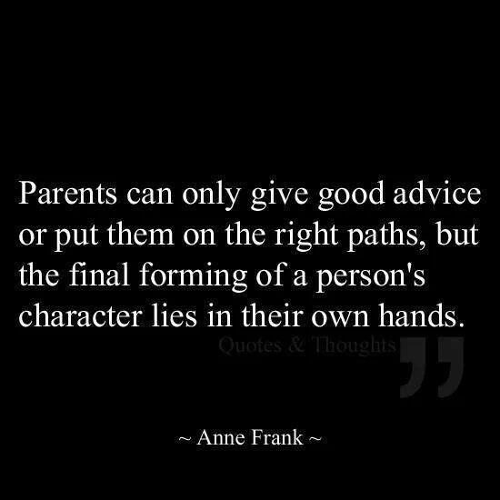 Quotes About Parenting Tough Love 22 Quotes