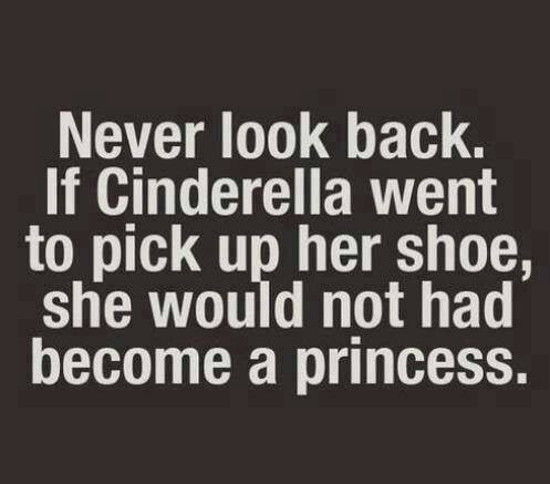 Quotes about Never looking back (59 quotes)