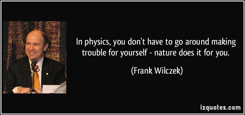 Quotes about Learning physics (20 quotes)