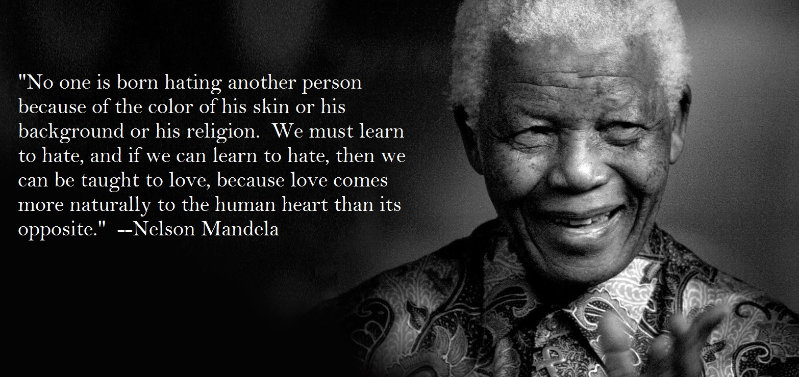 Quotes About Nelson Mandela 112 Quotes
