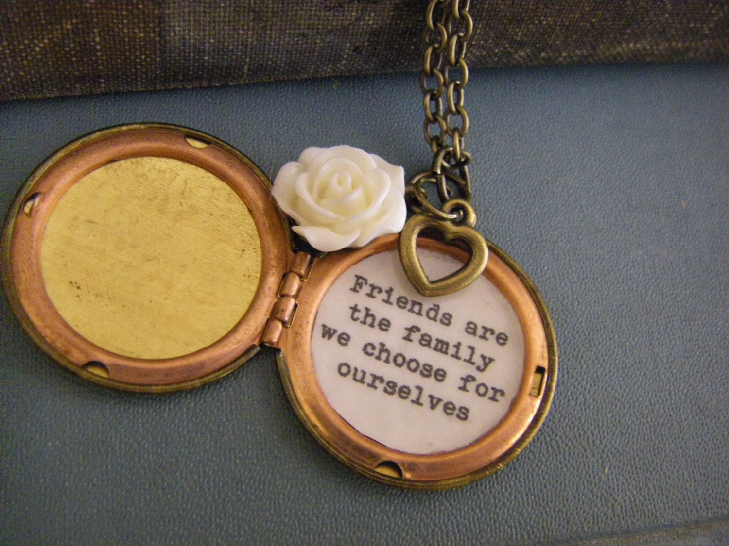 friendship images sea gold jewelry shell locket jewellery seaside lockets rose necklace search