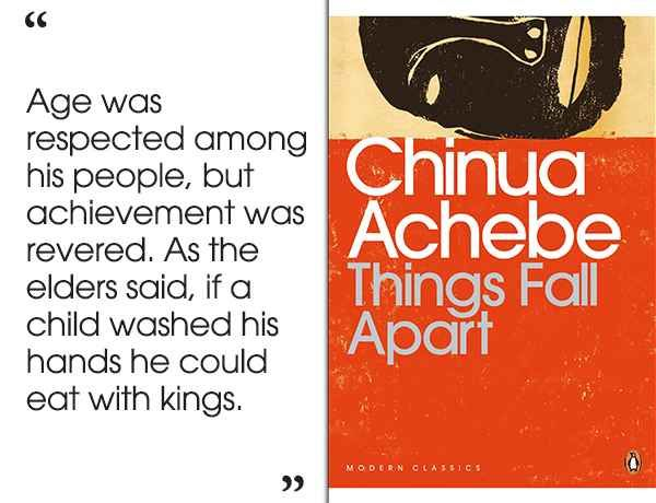 the repercussions of actions in things fall apart by chinua achebe