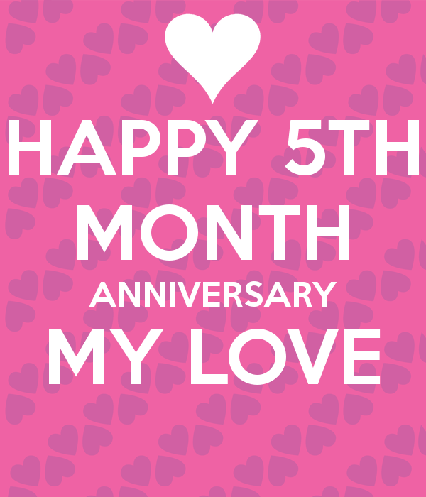 5th month wedding anniversary quotes
