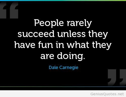 Quotes about Having fun at work (34 quotes)