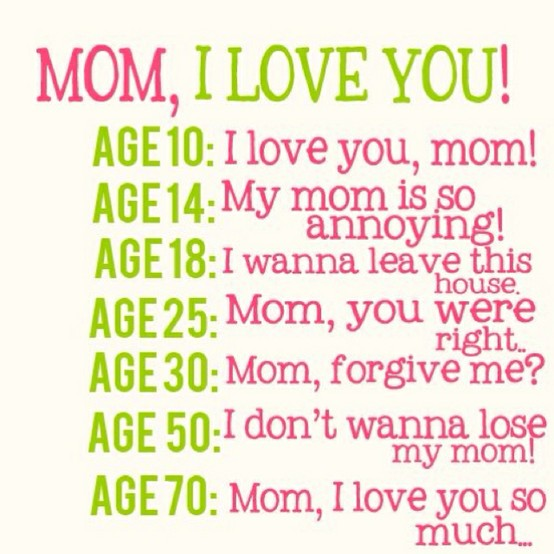 Quotes About Reciating My Mom 33