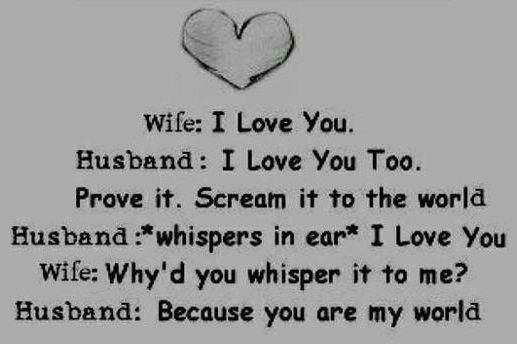Quotes About Wife S Love For Husband 19 Quotes