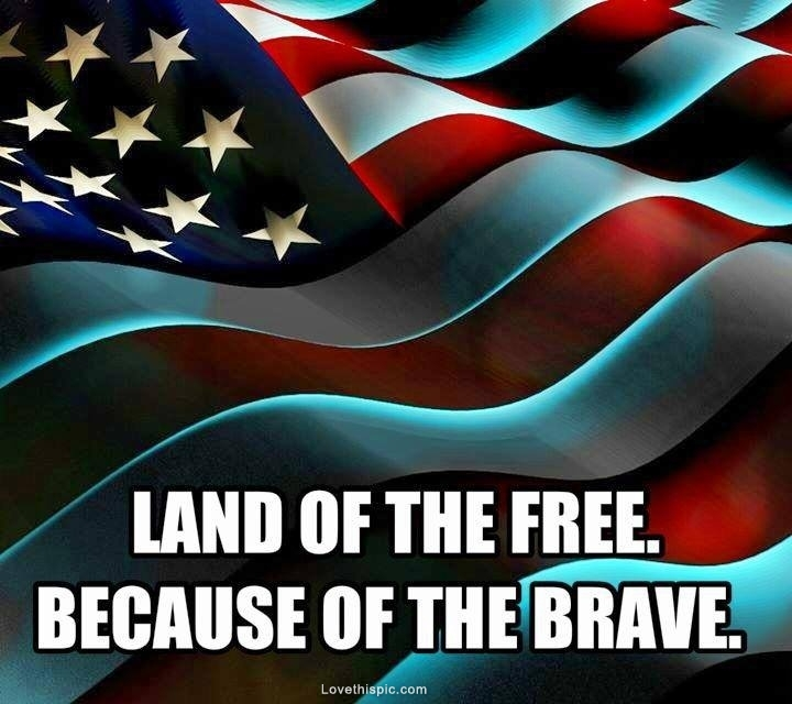 quotes about america the brave quotes
