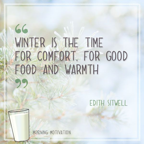 Quotes about Winter food (45 quotes)