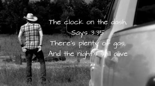 Quotes about Country music love (71 quotes)