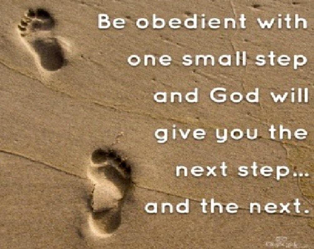 walking in obedience to god pdf