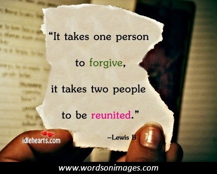 Old love reuniting quotes an with Reuniting with