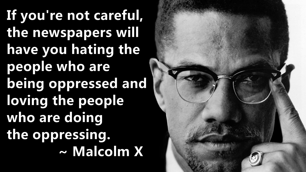 Quotes about Reading malcolm x (19 quotes)