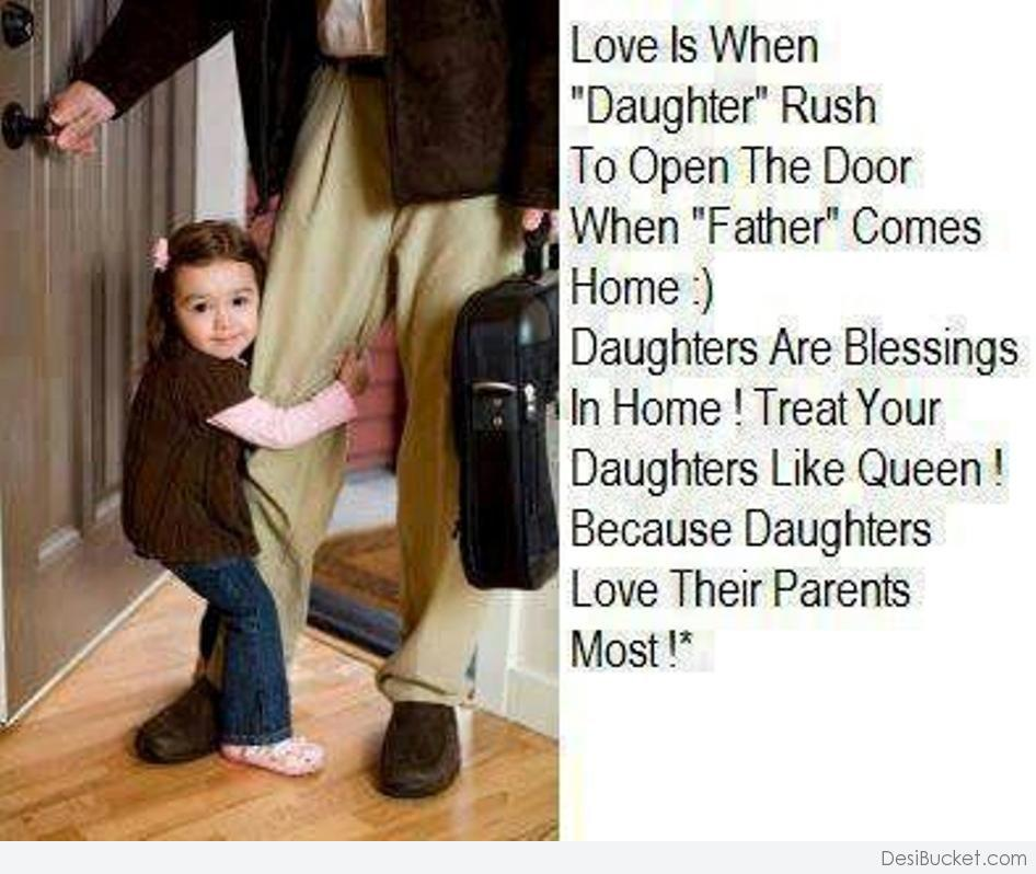 quote about father and daughter relationship