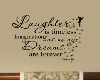 Quotes about tinkerbell 37 quotes voltagebd Choice Image