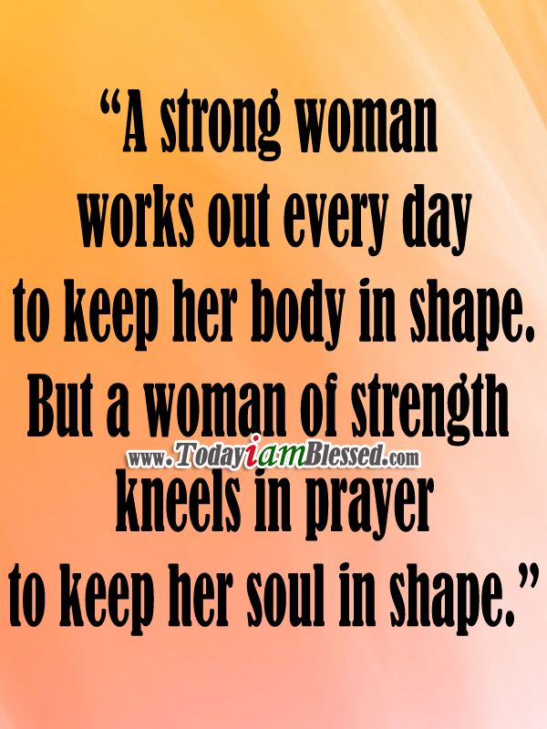Quotes about Praying woman (28 quotes)