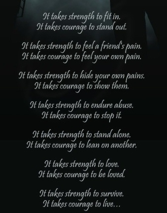 Quotes about Love Strength (163 quotes)