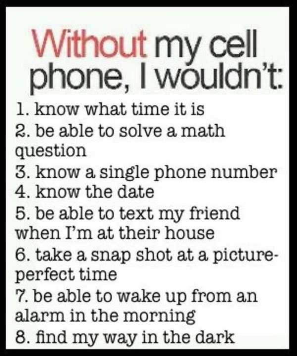 Http://gagthat.com/without My Cell Phone/ ...