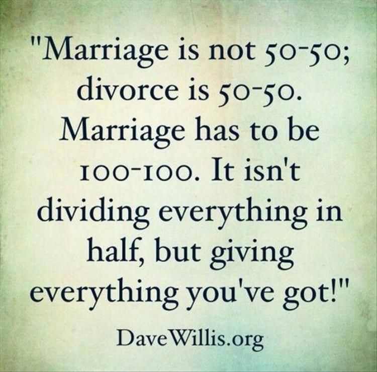 After quotes marriage divorce Quotes about