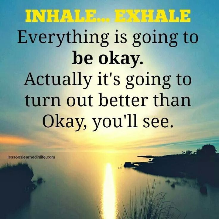 Quotes About Everything Being Ok 23 Quotes