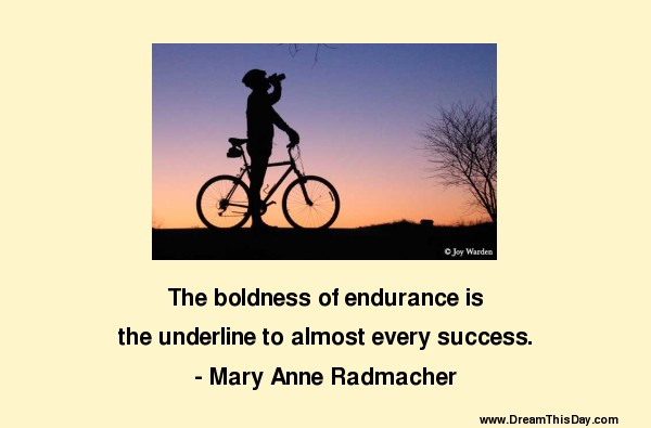 Quotes about Courage and endurance 40 quotes