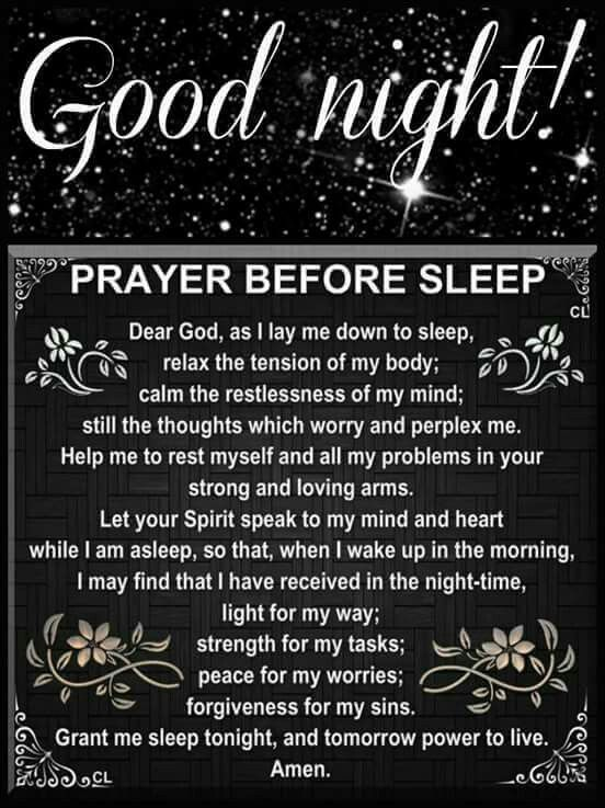 Quotes About Night Prayer 56 Quotes