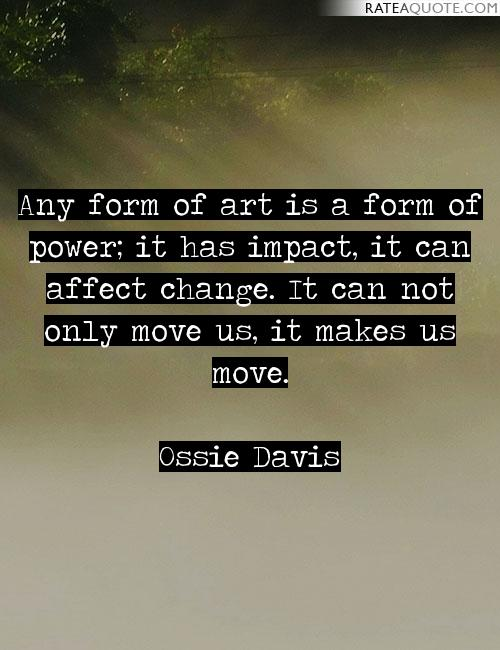 Quotes About Making An Impact 41 Quotes