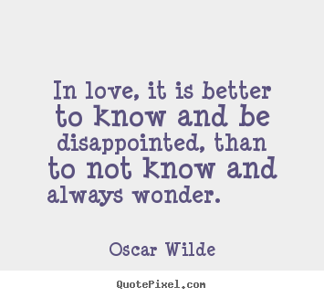 Quotes about Disappointed in a friend (15 quotes)