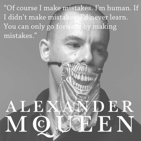 Quotes about Mcqueen (92 quotes)