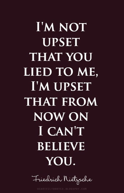 Quotes about Lying to you (229 quotes)