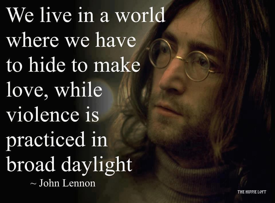Quotes About John Lennon 121