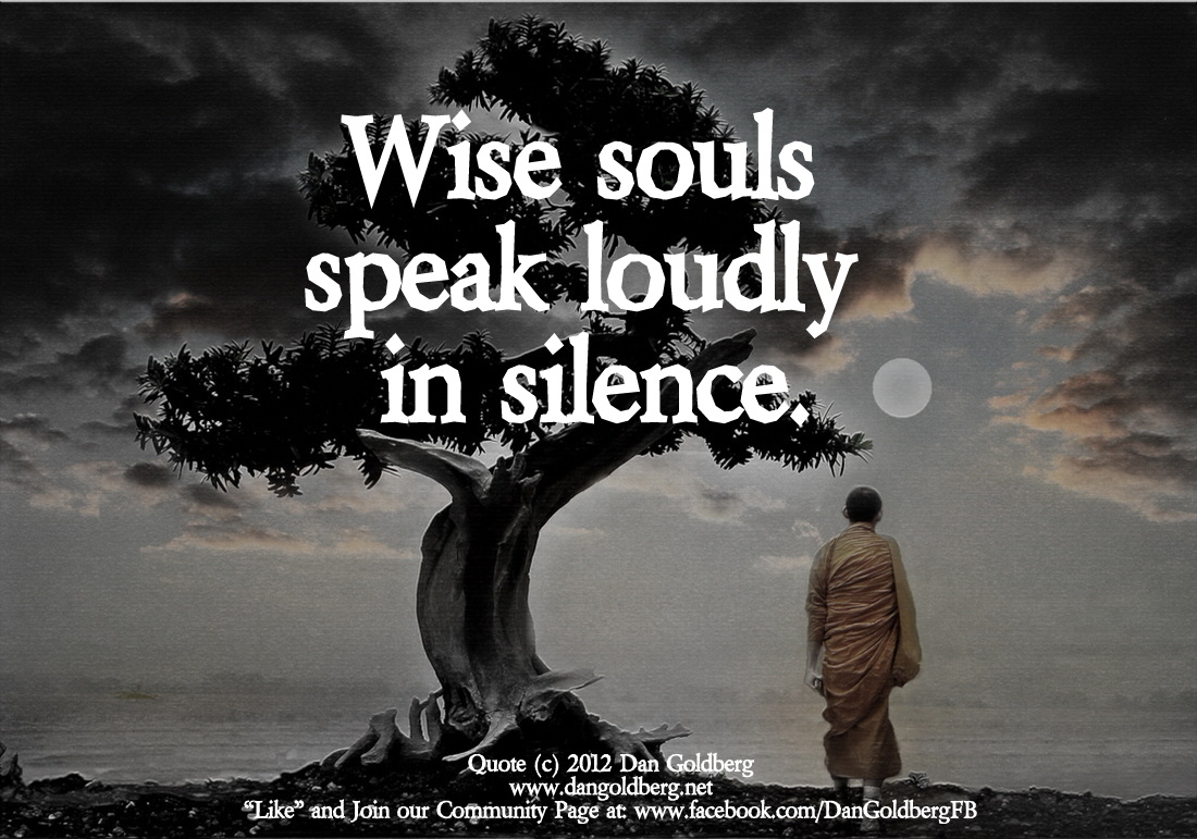 Quotes About Sound Of Silence 112 Quotes