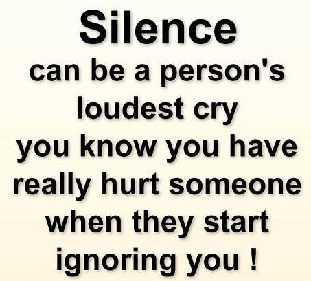 Quotes about Him ignoring me (19 quotes)