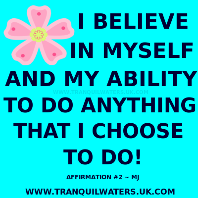 Quotes about Positive affirmation (30 quotes)